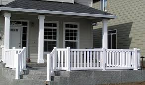 porch banister front porch fence modern railing ideas new decoration 2 decor 9