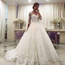 sweetheart neckline wedding dress vintage 3 4 sleeves wedding dress 2017 illusion sweetheart