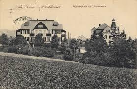 Bad Schandau Pension Bad Schandau Sachsen Höhenhotel Und Sanatorium Gasthof Und