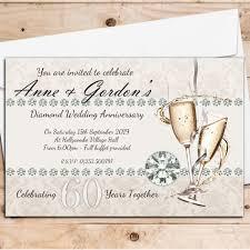 60th anniversary invitations 60th anniversary invitations paso evolist co