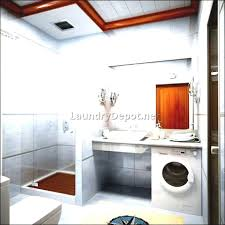 bathroom laundry ideas bathroom laundry room designs at home design ideas