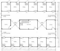 Barn Plans With Loft Apartment 171 Best Dream Barn Images On Pinterest Dream Barn Horse Stalls