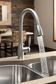 delta white kitchen faucet kitchen delta touch faucet solenoid problems glacier bay