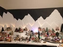 1748 best christmas village displays images on pinterest