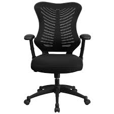 ventilated mesh back office chair