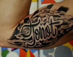tonot u201d tattoo fonts in use