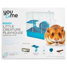 How Much Is A Hamster Cage You U0026 Me Hamster Starter Kit Petco