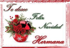 imagenes de navidad hermana te deseo feliz navidad hermana tarjetas cristianas