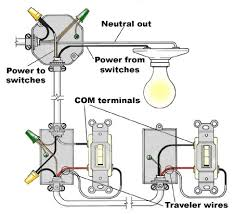 house wiring diagram of a typical circuit and electrical in home