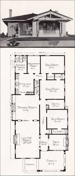 bungalow floor plans california bungalow floor plans rpisite