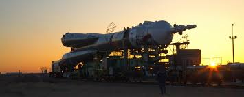 Sojuzs51 by New Iss Crew Set To Lift Off On Soyuz Fg From Baikonur On First