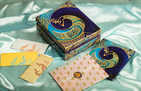unique indian wedding cards unique wedding invitation cards best luxury wedding cards