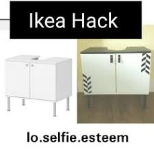 forty two roads hacking ikea a taller fullen ikea hackers ikea hack and bathroom inspiration