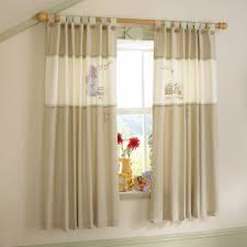 baby nursery blockout curtains for window treatment and decors large size of humphreys style brown white bedtime blockout curtains beige wooden varnished curtain stand yellow