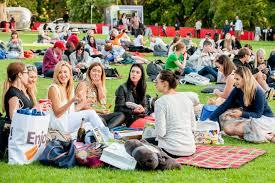 Outdoor Cinema Botanical Gardens Moonlight Cinema On The List Melbourne