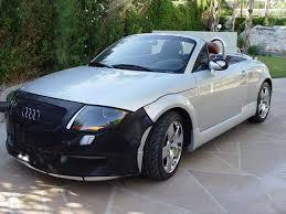 2001 audi tt front bumper cover soldxpress 2001 audi tt cabrio 2 doors quattro