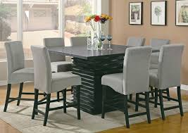 counter height dining room sets with bench high chairs cheap table
