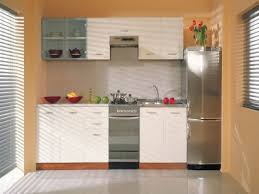 White Kitchen Cabinet Styles by Simple Kitchen Design For Small House Kitchen Designs Smallest