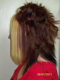 bi level haircut pictures hair cut extreme bi level hair by fawnomenal pinterest