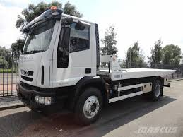 iveco eurocargo ml150e22h vehicle transporters year of mnftr 2014