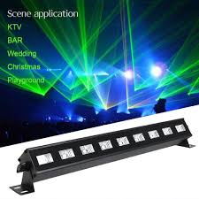 Brightest Led Light Bar by Us Uv Led Light Bar Wall 27w Super Bright High Output Ultraviolet