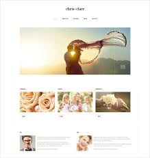 wedding web 31 wedding website themes templates free premium templates