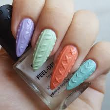 these 3d acrylic nails are everything more com