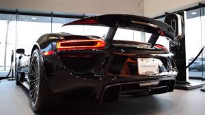 Porsche 918 Exhaust - porsche 918 spyder exhaust clip youtube