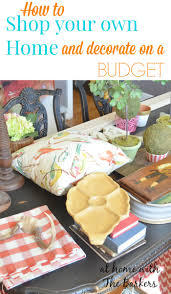 how to shop your own home at home with the barkers