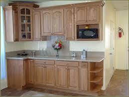 unfinished lowes corner bathroom sink cabinet design with maple