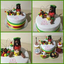 torta y cupcakes reggae cupcake bob marley cupcakes y tortas