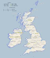 map uk ireland scotland map uk ireland scotland major tourist attractions maps