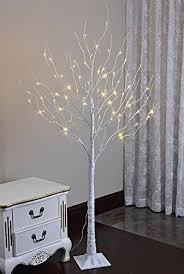White Decorative Branches White Tree Branches Amazon Com