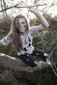 Zombie Halloween Costumes Girls 20 Zombie Halloween Costumes Ideas Zombie