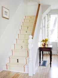 Staircase Wall Design by Step Up Your Space With Clever Staircase Designs Hgtv