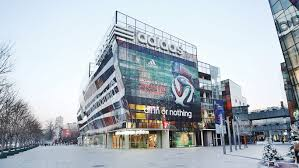 Flag Store Online Flagship Adidas Store In Beijing Goes All Led U2013 With More Stores