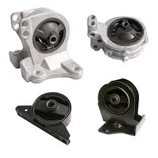 amazon com 4pc motor engine mounts set for 00 05 mitsubishi