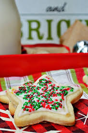 gluten free soft and fluffy cutout sugar cookies breezy bakes