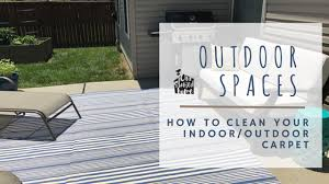 How To Clean An Outdoor Rug Cleaning Your Indoor Outdoor Rug Our Storied Home