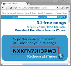 gift cards for free free itunes store gift coupon to create account without credit