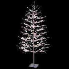 home depot real christmas trees black friday 2017 ge 7 ft white winterberry branch tree with led lights christmas