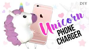 diy phone charger unicorn phone charger archives hightechub