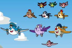 ten aeroplanes learnenglish kids british council