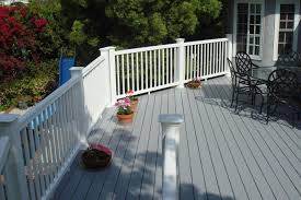 painted timbersil wood deck decking porch and deck colors