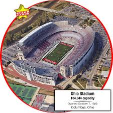 Ohio Stadium Map by World U0027s Top Ten Largest Sports Stadiums By Capacity