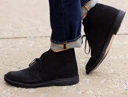 chukka boots mens brown
