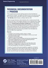 technical documentation and process jerry c whitaker robert k