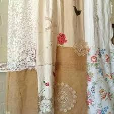 Smocked Burlap Curtains Smocked Curtains Pom Pom At Home Smocked Curtain Smocked Curtain