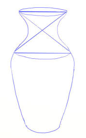 Draw A Flower Vase How To Draw A Vase Yedraw