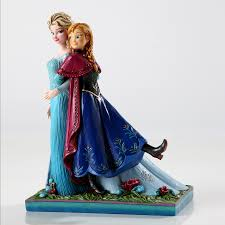 disney traditions 4039079 sisters anna elsa frozen